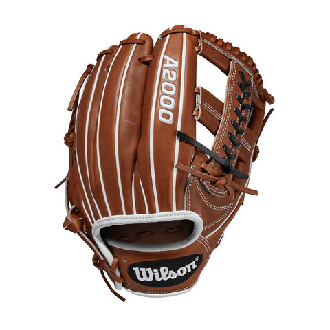 "Wilson 2020 A2000 1785 11.75"" Infield Glove WTA20RB181785 - Baseball Gloves - Hit A Double - 1"
