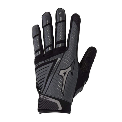 Mizuno B-303 Batting Gloves - Black Charcoal
