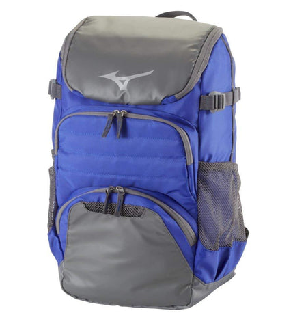 Mizuno Organizer OG5 Backpack - Royal Gray