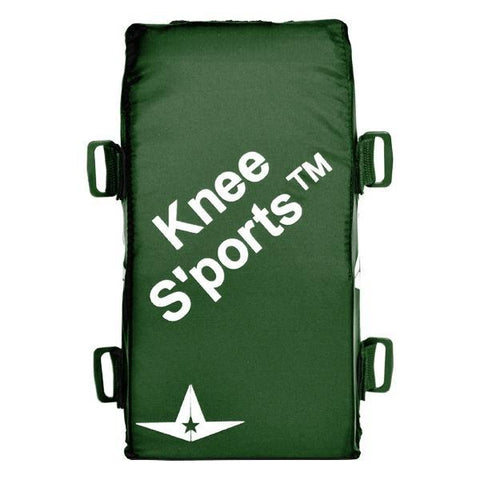All-Star Delta-Flex Knee Sports - Dark Green