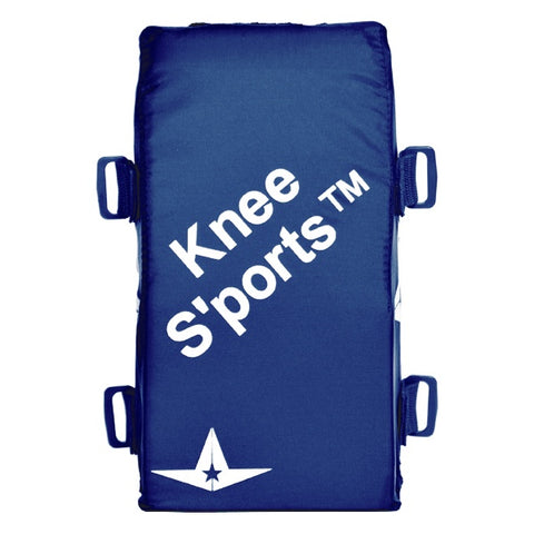 All-Star Delta-Flex Knee Sports - Navy