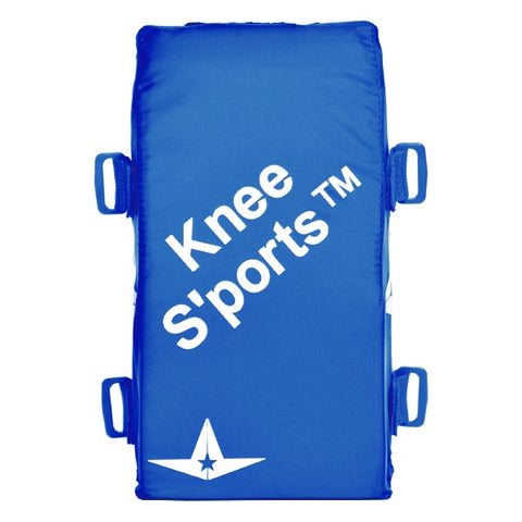 All-Star Delta-Flex Knee Sports - Royal