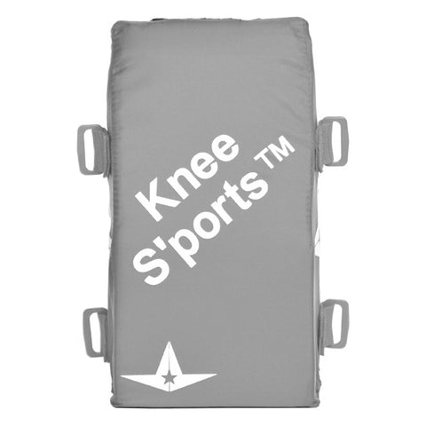 All-Star Delta-Flex Knee Sports - Gray