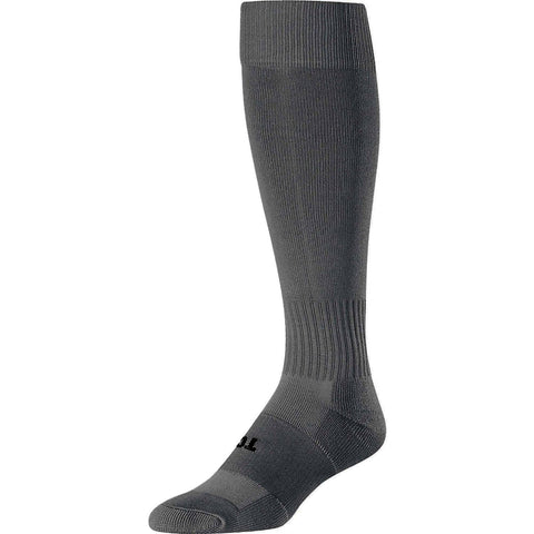 Twin City Champion Over the Calf Socks - Graphite