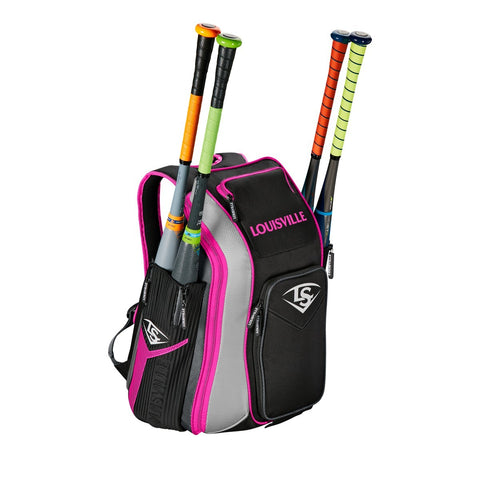 Louisville Prime Select Stick Pack - Black Pink