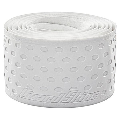 Lizard Skins Durasoft 0.5mm Bat Grip - White - Baseball Accessories, Softball Accessories - Hit A Double