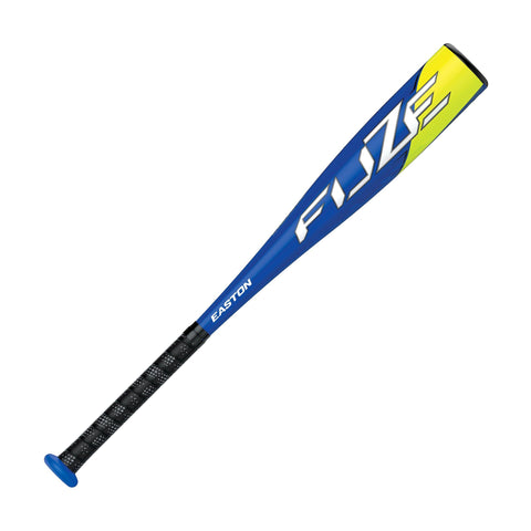"Easton 2020 Fuze (-11) USA Approved 2 5/8"" Tee Ball Bat - Blue Yellow"