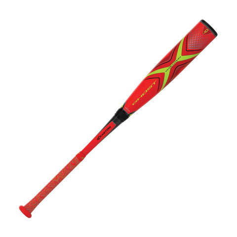 "Easton 2019 Ghost X Evolution (-10) USA Approved Bat 2 5/8"" - Red Lime"