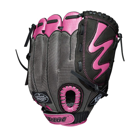 "Louisville Slugger Diva 11.50"" FP Youth Pitcher Glove WTLDVRF19115"