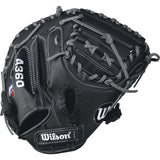 "Wilson A360 32.50"" Youth Catchers Mitts WTA03LB17CM325"