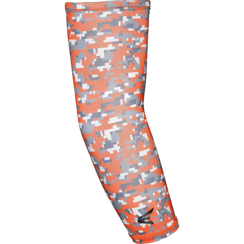 Easton Compression Arm Sleeve - Orange Camo