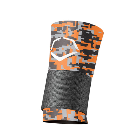 EvoShield Performance Wrist with Strap - Orange Digital