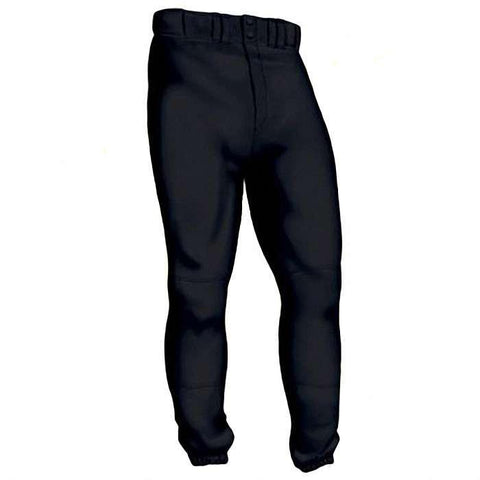 Easton Deluxe Youth Baseball Softball Pants Black - Baseball Apparel, Softball Apparel - Hit A Double
