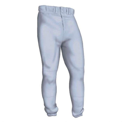 Easton Deluxe Youth Baseball Softball Pants Gray (Grey) - Baseball Apparel, Softball Apparel - Hit A Double