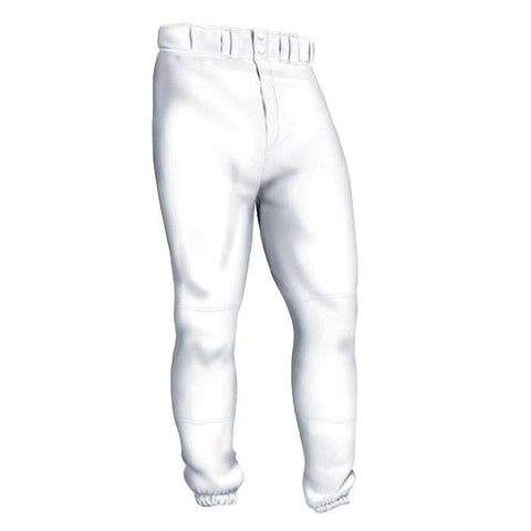 Easton Deluxe Youth Baseball Softball Pants White - Baseball Apparel, Softball Apparel - Hit A Double