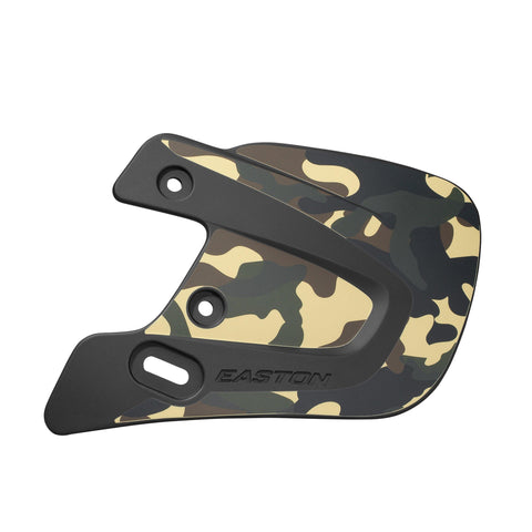 Easton Helmet Extended Jaw Guard - Army