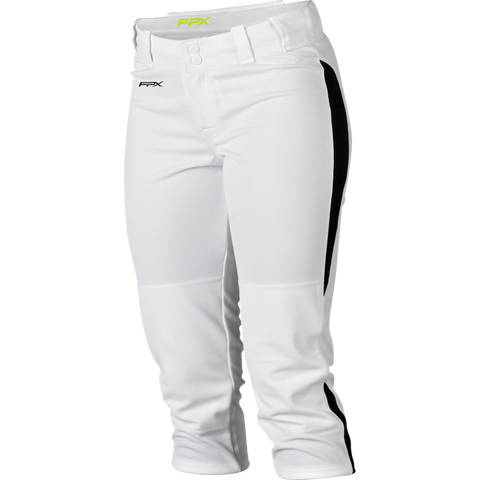 Worth Womens FPX Dual Insert Pants - White