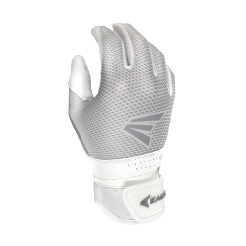 Easton Hyperlite Fastpitch Girl's Batting Gloves - White