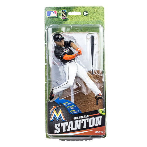 McFarlane Giancarlo Stanton MLB Series 33 SportsPicks Action Figure