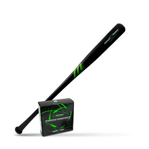 Marucci Smart Maple Bat Youth Model - Black