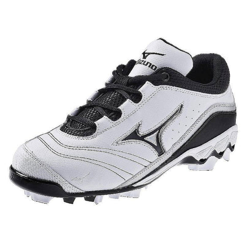 Mizuno 9-Spike Watley G3 Switch White-Black