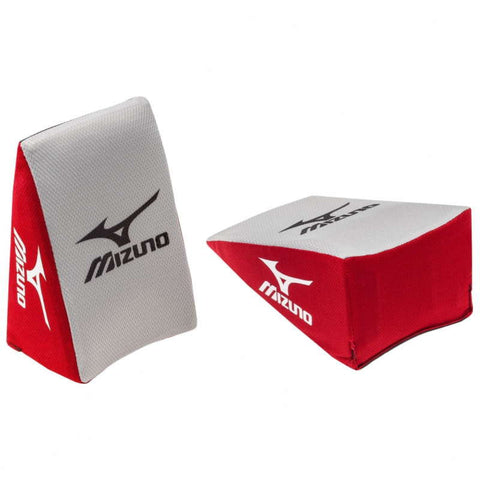 Mizuno Knee Wedge Red Grey Small / Medium - 380189