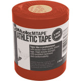 "Mueller Mtape 1.5"" x 10 yds Scarlet - 2 pk value - Baseball Accessories, Softball Accessories - Hit A Double - 2"