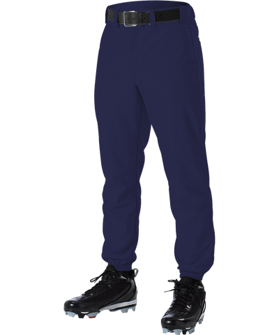 Alleson 605P Adult Baseball Pant - Navy