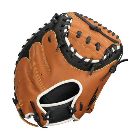 "Easton Paragon Series 31.00"" Youth Catchers Mitts - Tan Black"