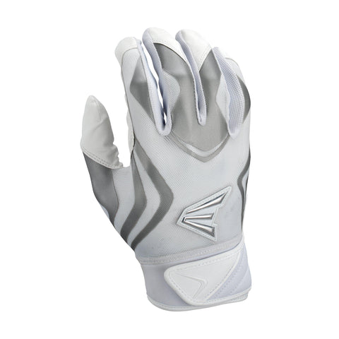 Easton Prowess Fastpitch Batting Gloves - White