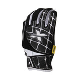 Diamond XProtex Raykr Batting Glove - Black