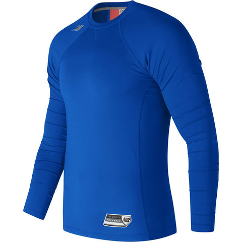 New Balance LS 3000 Baseball Top - Royal