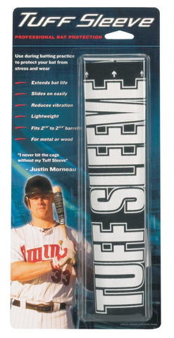 Tuff Sleeve Bat Protection - Protects Bat From Stress & Wear Of Practice