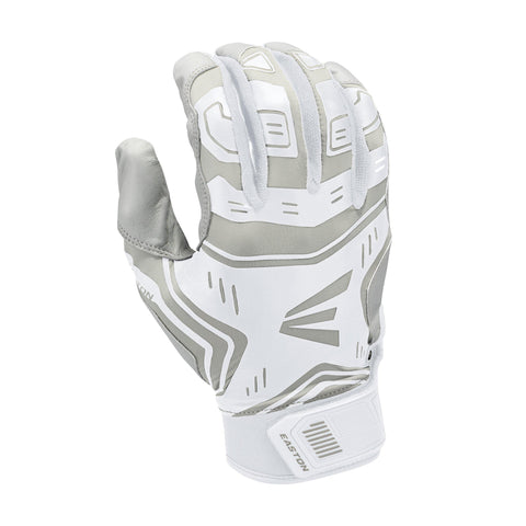 Eaaston VRS Power Boost Youth Batting Gloves - Gray White