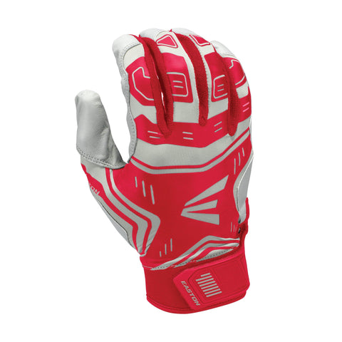 Eaaston VRS Power Boost Youth Batting Gloves - Gray Red