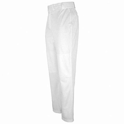 Wilson Pro T3 Premium Relaxed Fit Straight Leg Youth Pant White