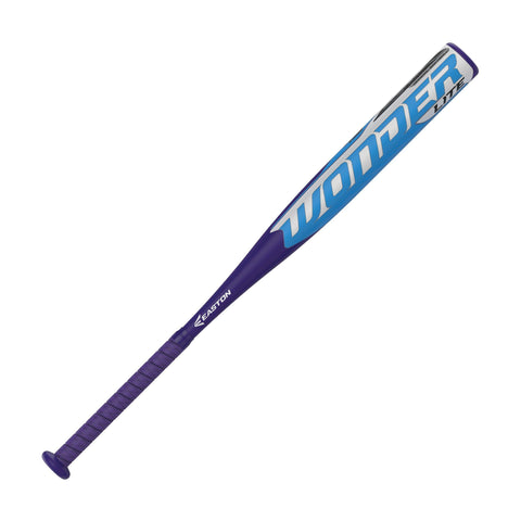 Easton 2019 Wonderlite (-13) Fastpitch Bat - Purple Blue