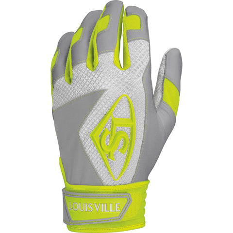 Louisville Slugger Series 7 Adult Batting Gloves - Optic