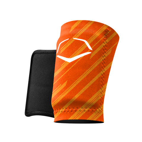 EvoShield Protective Wrist Guard - Stripe Orange