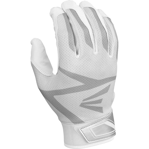 Easton Z3 Hyperskin Batting Gloves - White