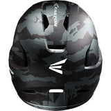 Easton Z5 Grip BaseCamo Batting Helmet - Black Camo
