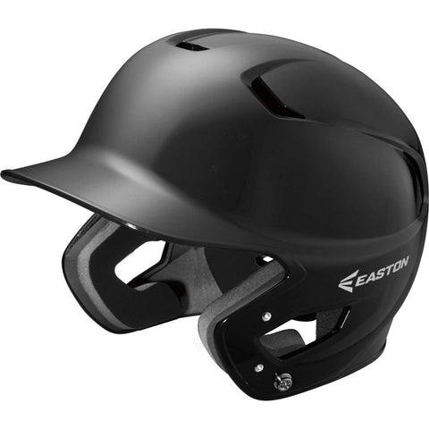 Easton Z5 Solid Batting Helmet - Black