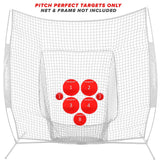 PowerNer Pitch Perfect Training Targets - Red