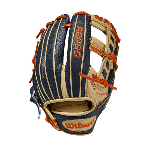 "Wilson 2020 A2000 Altuve Game Model 11.50"" Infield Glove WTA20RB20JA27GM - Baseball Glove - Hit A Double - 1"