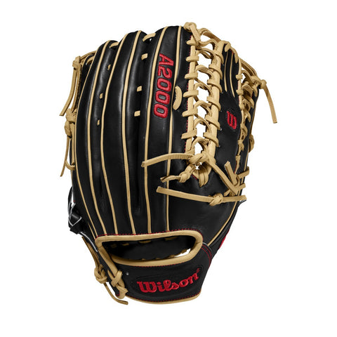 "Wilson 2020 A2000 OT6 12.75"" Outfield Glove - A20RB20OT6 - Baseball Gloves - Hit A Double - 1"