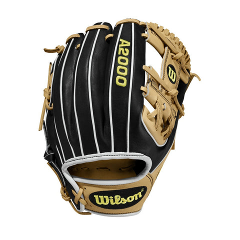 "Wilson 2020 A2000 1786 11.50"" Infield Glove WTA20RB201786 - Baseball Glove - Hit A Double - 1"