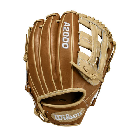 "Wilson 2020 A2000 PP05 11.5"" Infield Glove WTA20RB20PP05 - Baseball Glove - Hit A Double - 1"