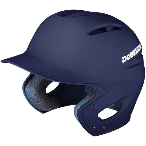 DeMarini Paradox Matte Batting Helmet - Navy