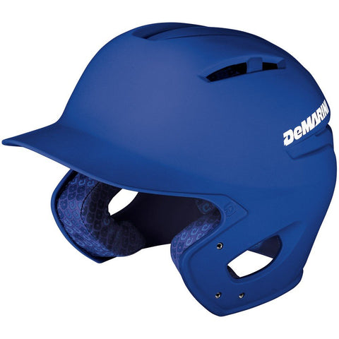 DeMarini Paradox Matte Batting Helmet - Royal