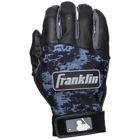 Franklin Digitek Batting Gloves - Black Black Camo